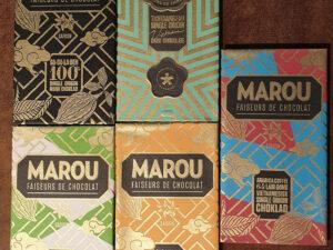Chokladkaka Marou