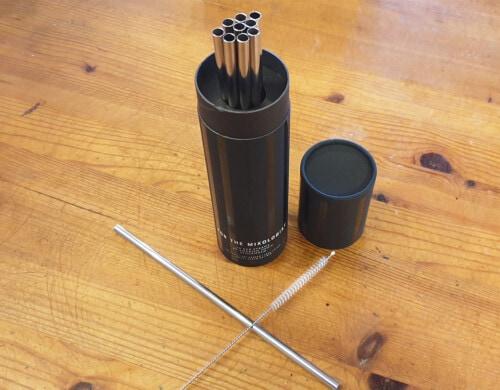 Sugrör i metall