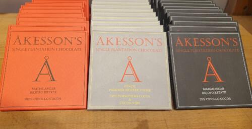 Chokladkaka Åkesson's