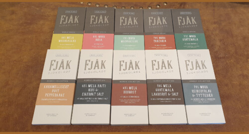 Chokladkaka från Fjåk front